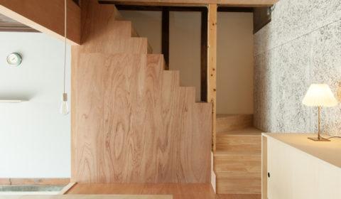 SUMIDANAGAYA Stairs